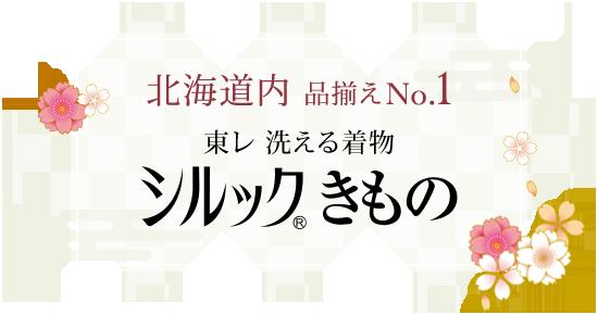 東レ・シルックきもの|北海道品揃えNo.1